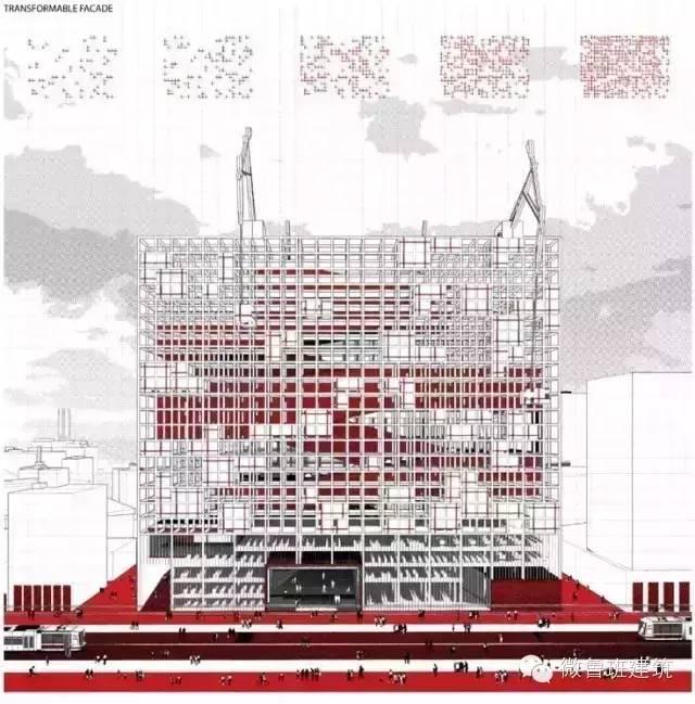 来看建筑分析图,别人家的【微鲁班建筑】