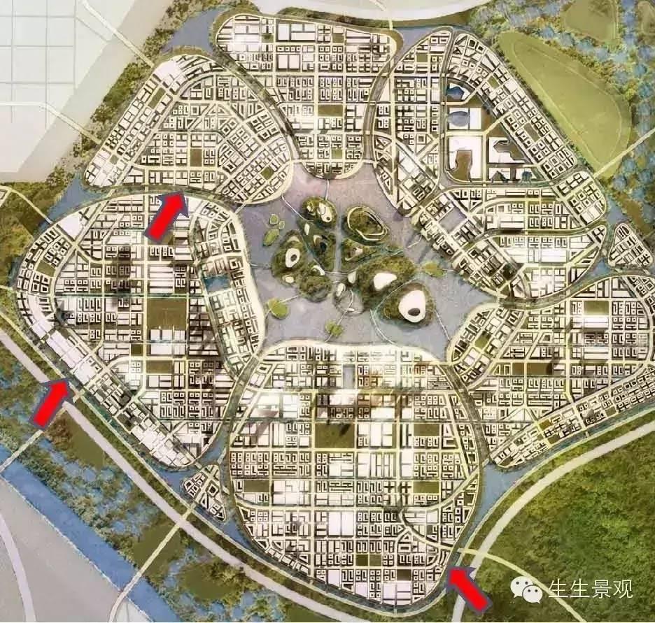 城市设计分析图,你绝对用得上的干货!【生生景观大讲堂第516期】