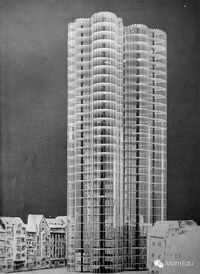 每日一图,说建筑形式与表达