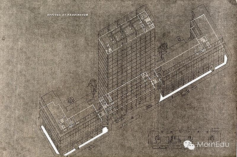 一张图,说建筑的意义以及图面表达