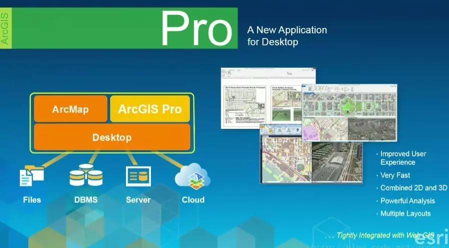 《ArcGISPro快速入门教程》、《ArcGISPro进阶教程》发布